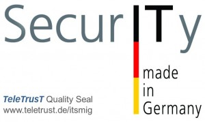 IT Security made in Germany_TeleTrusT Quality Seal_1