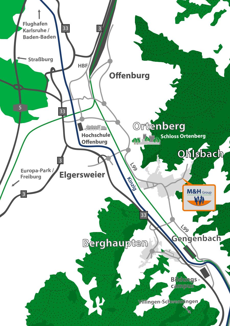 Lageplan-Ortenau