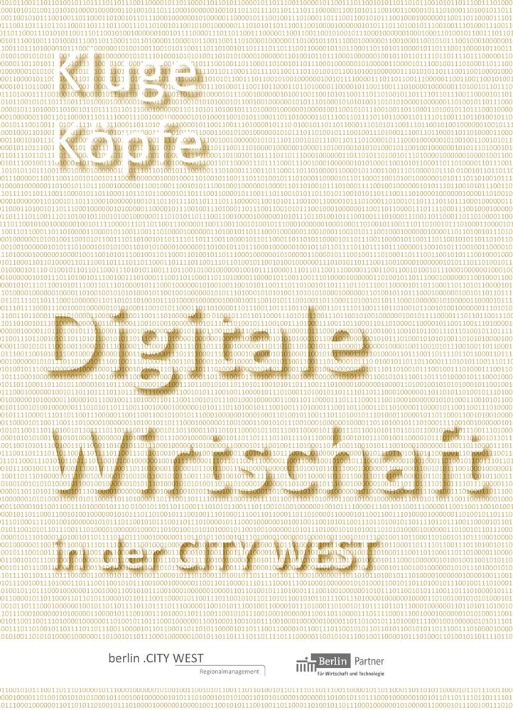 Bild der Brochüre Kluge Köpfe