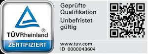 Logo TÜV IT-Sicherheit