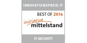 Logo Innovationspreis IT klein