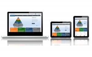 Visualisierung von Responsive Webdesign