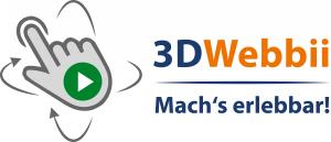 Logo 3D-Webbii