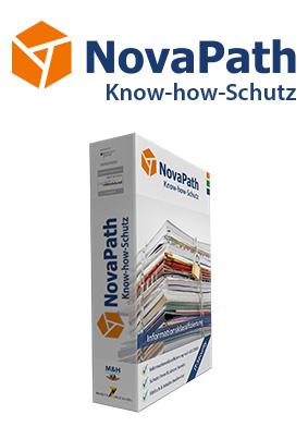 Bild der Novapath-Software-Box