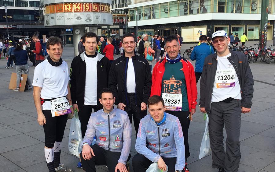 Foto Berliner Halbmarathon