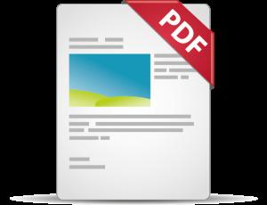 Icondarstellung eines PDF-Dokuments