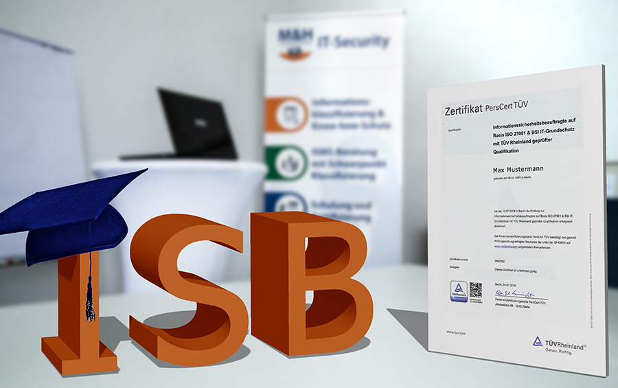 Titelbild ISB-Schulung